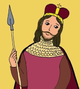 Svatý Václav - nové pracovní listy pro děti