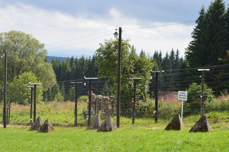 Železná opona/ Iron Curtain