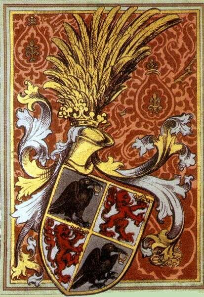 Hunyadi János címere