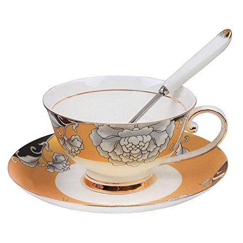 Porzellan Keramik Tee-Tasse Tasse Kaffee, Blumen, Gelb Un... https://smile.amazon.de/dp/B013JRSHCI/ref=cm_sw_r_pi_dp_U_x_XIguAb07EQD5F