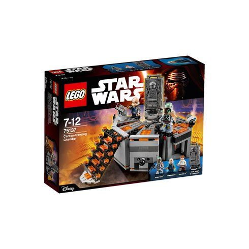 Superb LEGO 75137 Star Wars  Carbon-Freezing Chamber Now At Smyths Toys UK! Buy Online Or Collect At Your Local Smyths Store! We Stock A Great Range Of LEGO Star Wars At Great Prices.