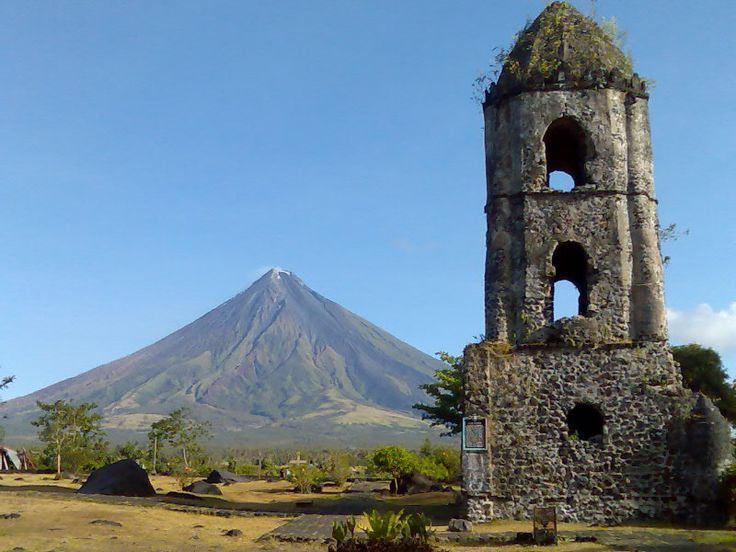 oldest church in phillippines by MarMicheal