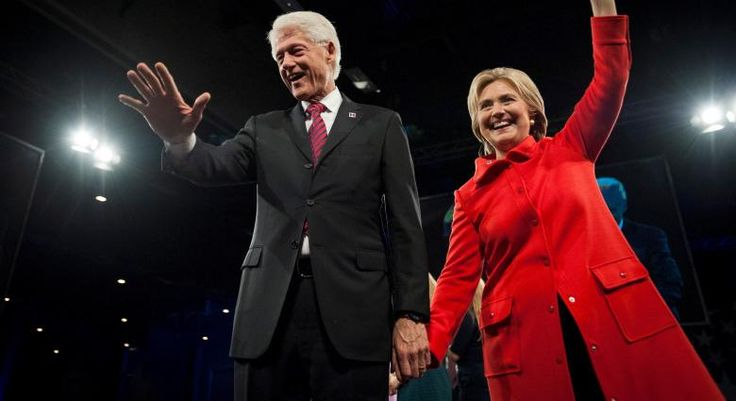 Bill Clinton Health | Bill And Hillary Clinton React To Daughter Chelsea Expecting Her ...