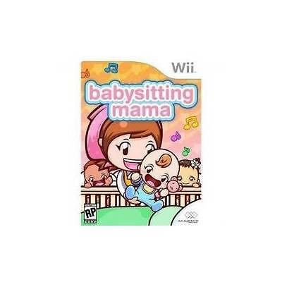 From the creator of Cooking Mama comes Babysitting Mama! Babysitting Mama Wii Is a great simulator for all ages! Get your copy here today! PLEASE NOTE: This is the software only, no periferal included.
