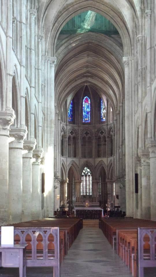 Cathédrale Saint Pierre - Lisieux - Plus d'informations sur www.lisieux-tourisme.com