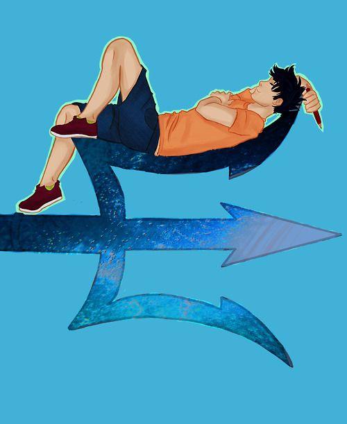 febrie13:  Freaking son of Poseidon. Percy Jackson  PJO