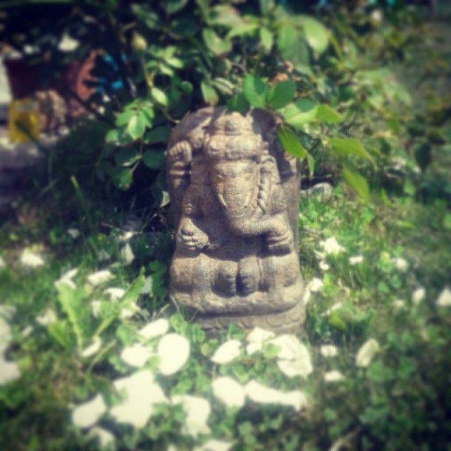 Outdoor Ganesha