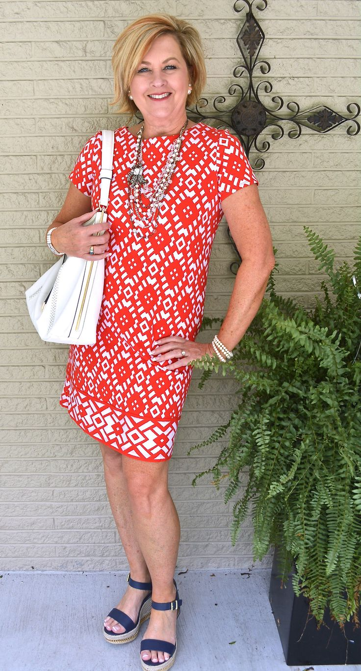 How To Wear A Shift Dress  My Style  Dresses, Fashion, Clothes-5750