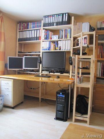 1000 images about ivar ideas on pinterest drawer unit desk arrangements a - Table modulable ikea ...