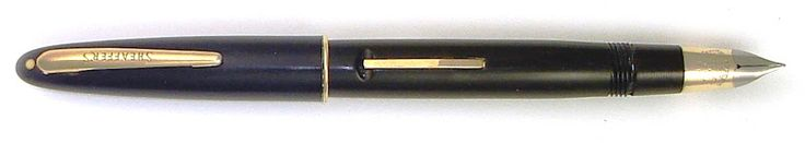 1948 Sheaffer Lifetime Sovereign II with fine Triumph nib
