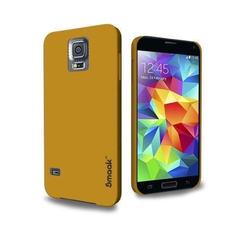 Smaak™ Sleek for Samsung Galaxy S5 - Copper Gold.  For more info visit http://ismaak.com