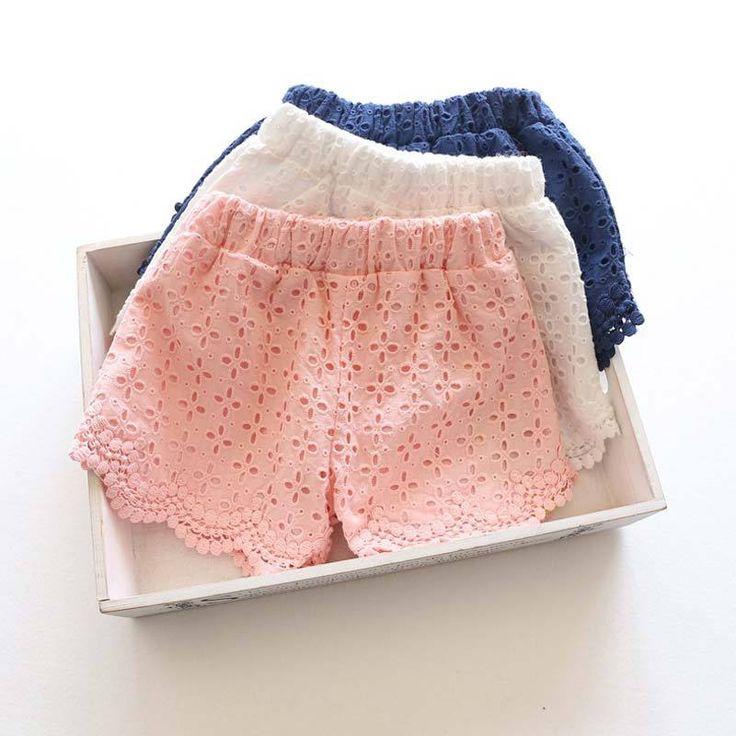 Princess Lace Shorts