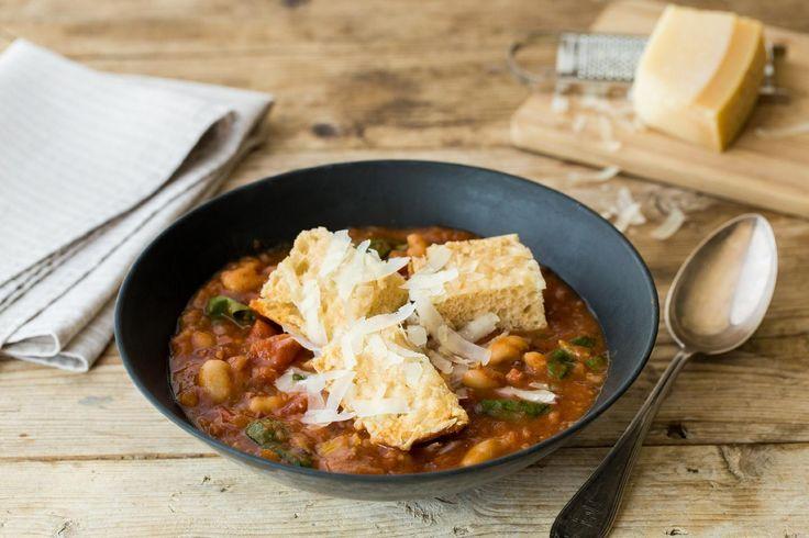 Rustic Italian Soup