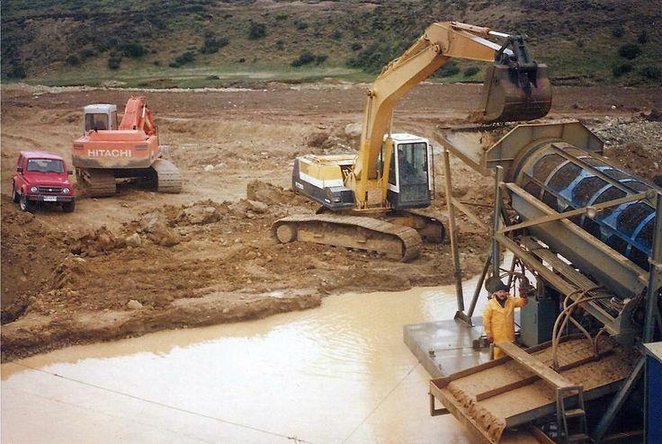 Wai-iti Gold Mining delivers plant to client. Rio Del Oro Tierra Del Fuego Chile.