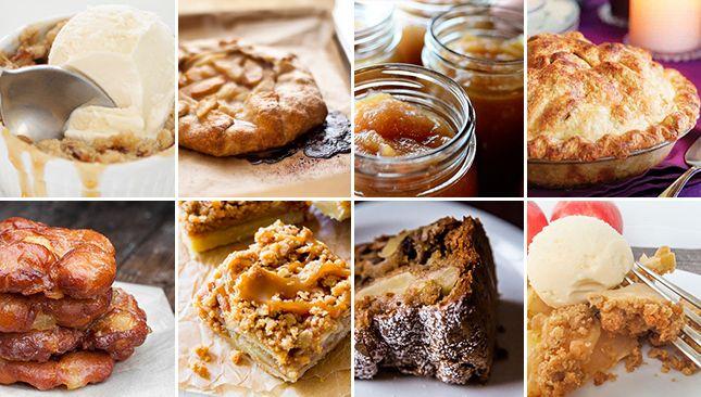 8 délicieux desserts aux pommes: tartes, croustillants et bien plus