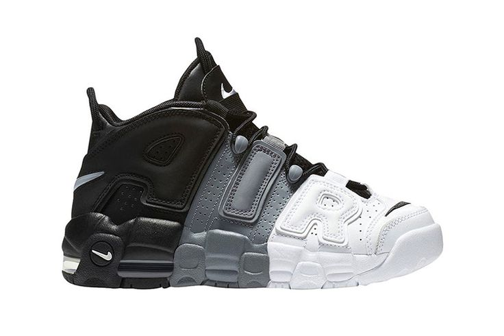 Nike Air More Uptempo Tri Colour | Sidewalk Hustle