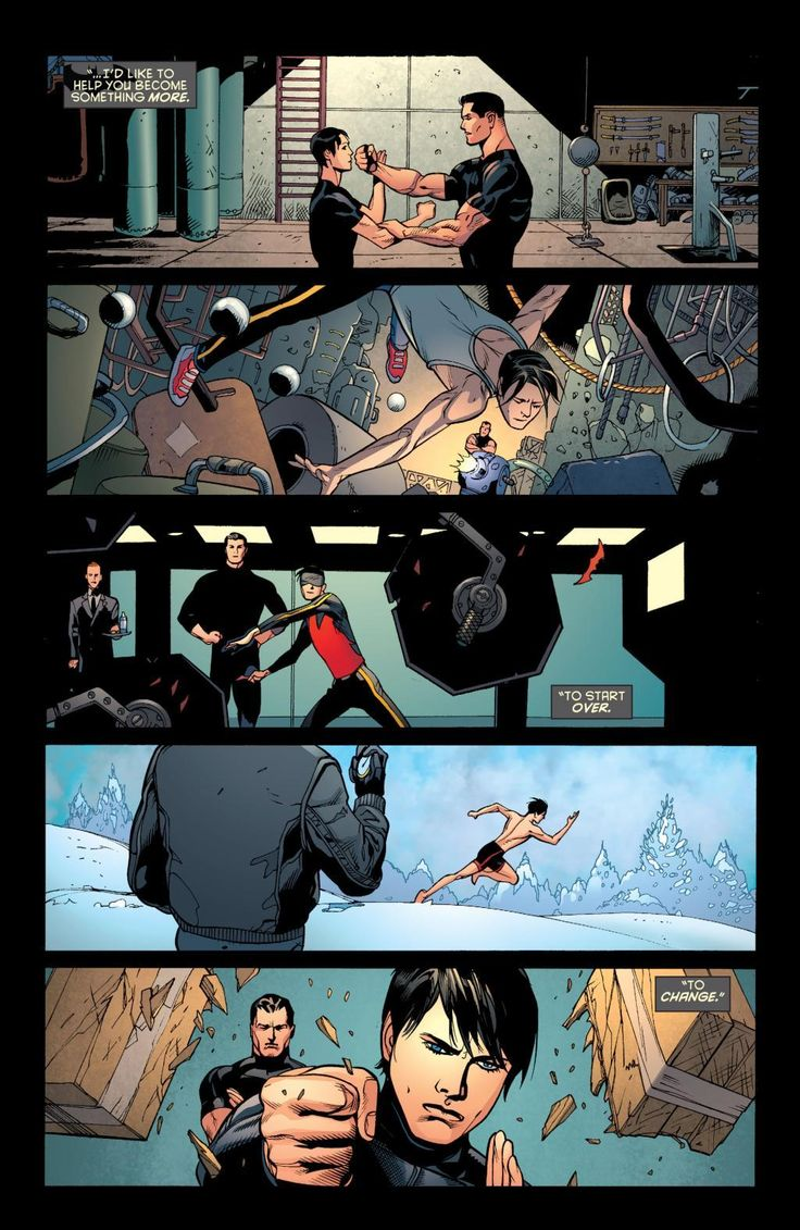 1000 images about dick grayson training on pinterest