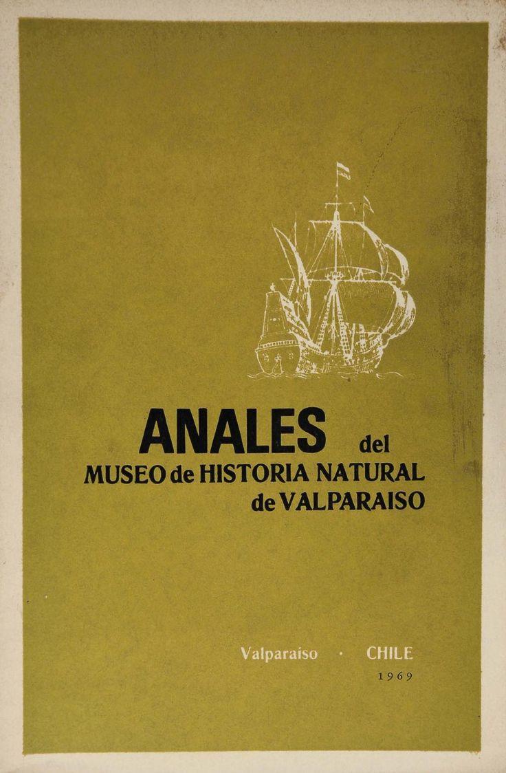 Anales del Museo Vol. 2; 1969.  Revista científica del Museo de Historia Natural de Valparaíso, correspondiente al Vol. 2 (1969)