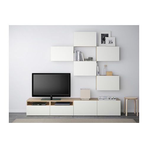 Sm rassel box with lid white runners white drawers and for Ikea besta storage boxes