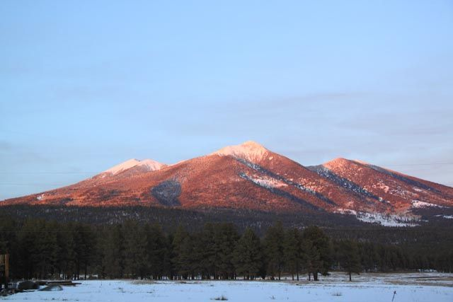 A post about my photos of the San Francisco Peaks.