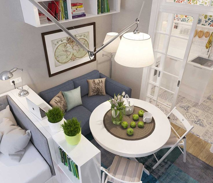 Best 25 Tiny Studio Apartments Ideas On Pinterest