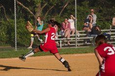 6 Proven Softball Pitching Drills - Softball Spot : Softball Spot