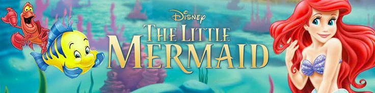Little Mermaid Party Supplies   Party Delights