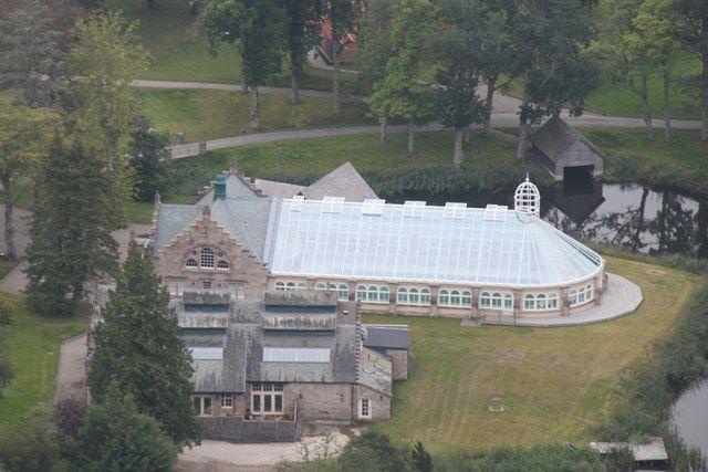 Skibo Castle Swimming Pool