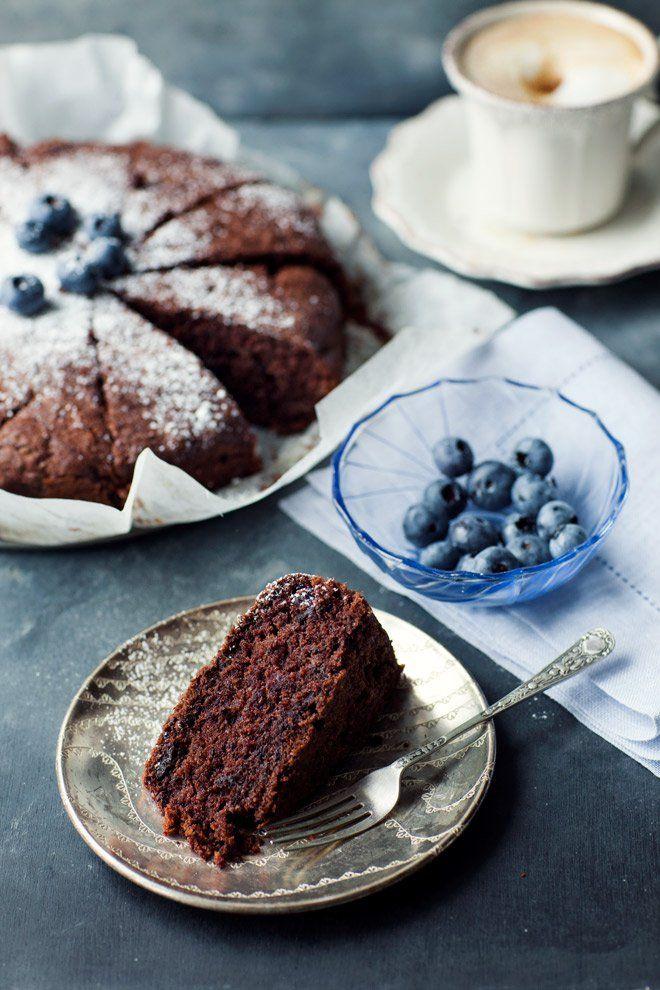 Ciasto czekoladowe z cukinią.