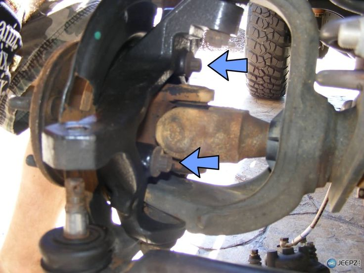 Great  Jeep Jk Ball Joint Replacement