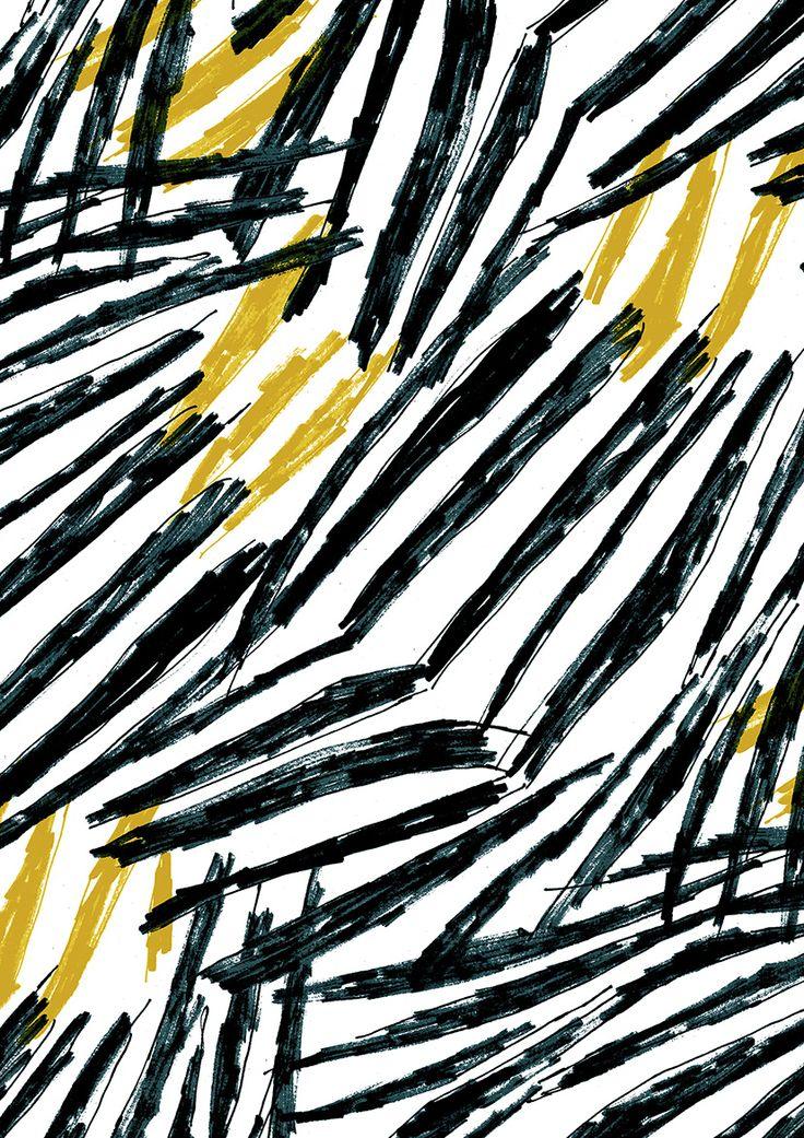 pattern by Minakani #marker #minakani