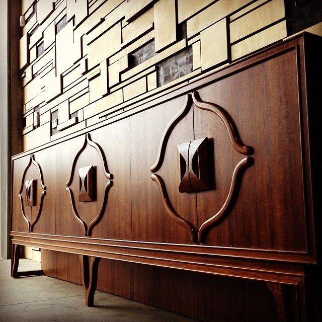 Check this amazing sideboard we just got in! It's a custom made blackbean sideboard made by Jakob Rudowski . #vintage #vintagefurniture #retro #retrofurniture #midcentury #midcenturyfurniture #20thcentury #20thcenturyfurniture 20thcenturydesign #yarraville #spotswood #melbourne #melbournedesign #melbournestyle #melbournecity #melbourneshopping #design