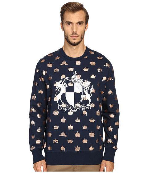 VIVIENNE WESTWOOD Horse & Lion Sweatshirt. #viviennewestwood #cloth #hoodies & sweatshirts
