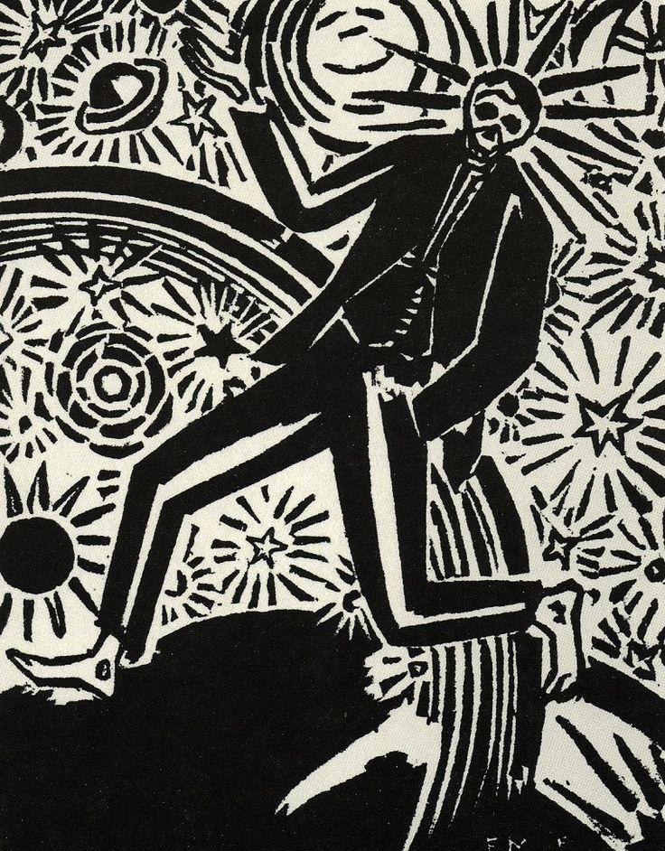 Passionate Journey by Frans Masereel