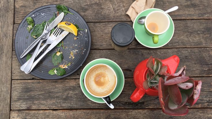 Winter Breakfast At Clunes Store and Cellars