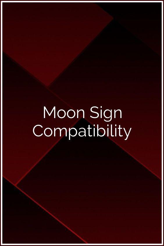 moon sign leo man compatibility