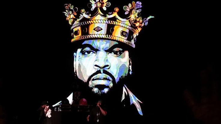 1920x1080 Ice Cube, Artwork, Hip Hop, King, Rapper, Concert, Rap ...