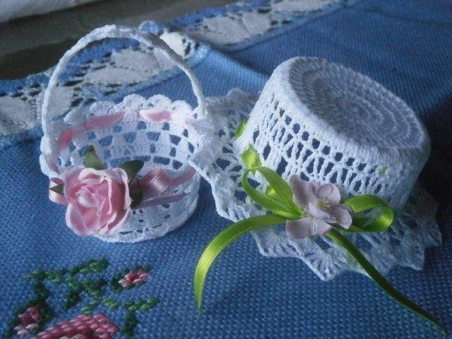 Fabuleux Oltre 25 idee originali per Matrimonio all'uncinetto su Pinterest  KE73