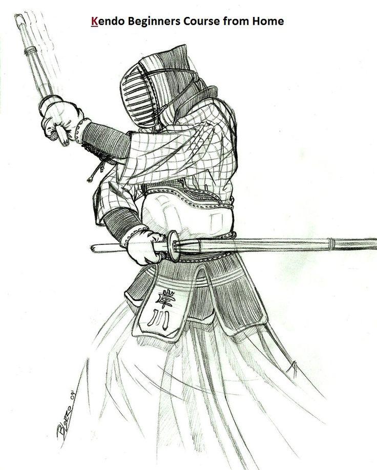 Kendo | Kendo SA: Kendo training from home