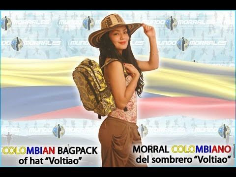 Travel with MUNDO MORRALES to COLOMBIA.
