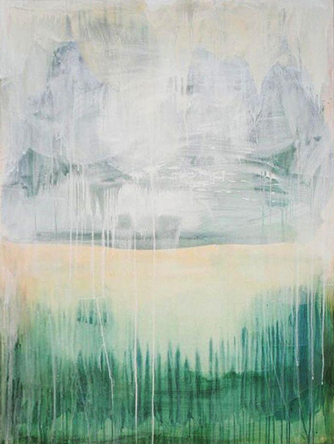 100x140 / acryl on canvas / 2013 / sold