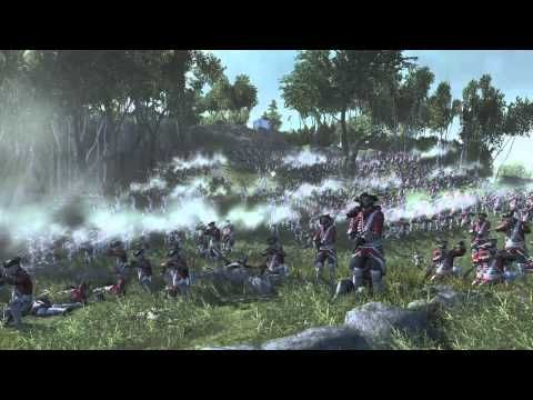 Why aren't there any movies of this franchise yet???   Assassin's Creed III -- World Gameplay Premiere [UK]