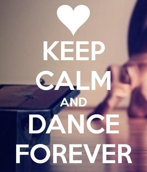 danser pour rester jeune pour toujours !