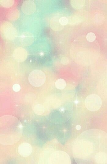 Bokeh Wallpaper Backgrounds Pastel Pink Iphone Rainbow Kawaii Background Images Cute