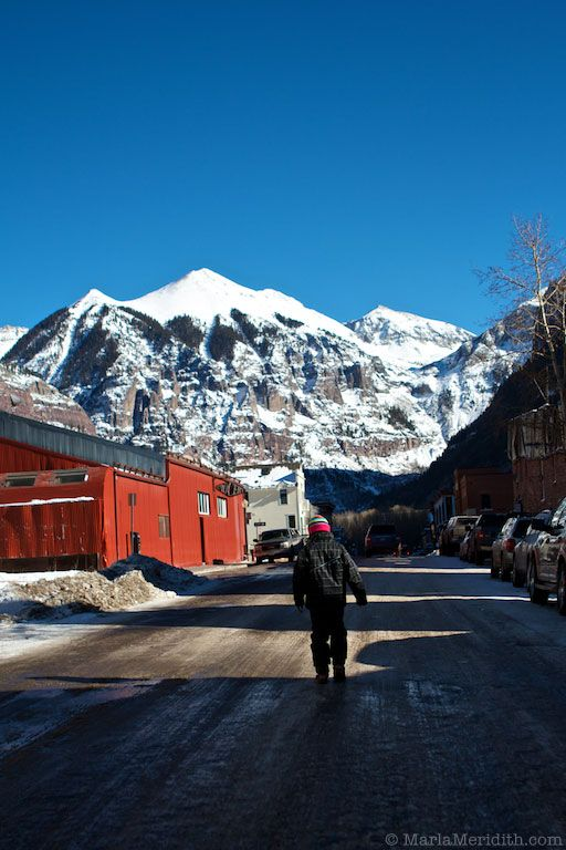 Telluride, Colorado | A Move to the Mountains on FamilyFreshCooking.com