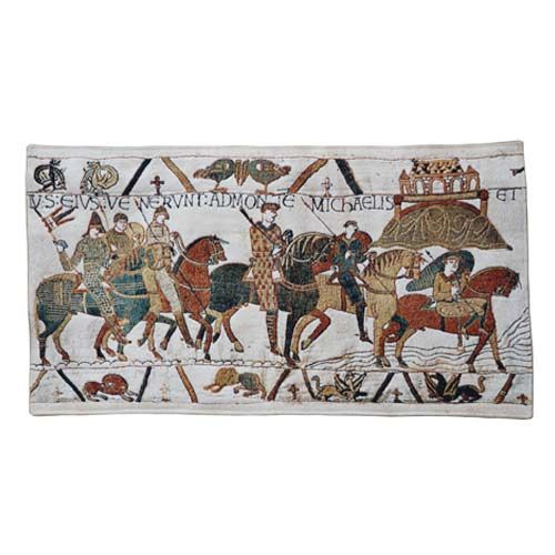 Mon St Micheal Bayeux - Tapestry (small)