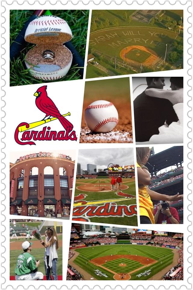 Cardinals baseball proposal wish!