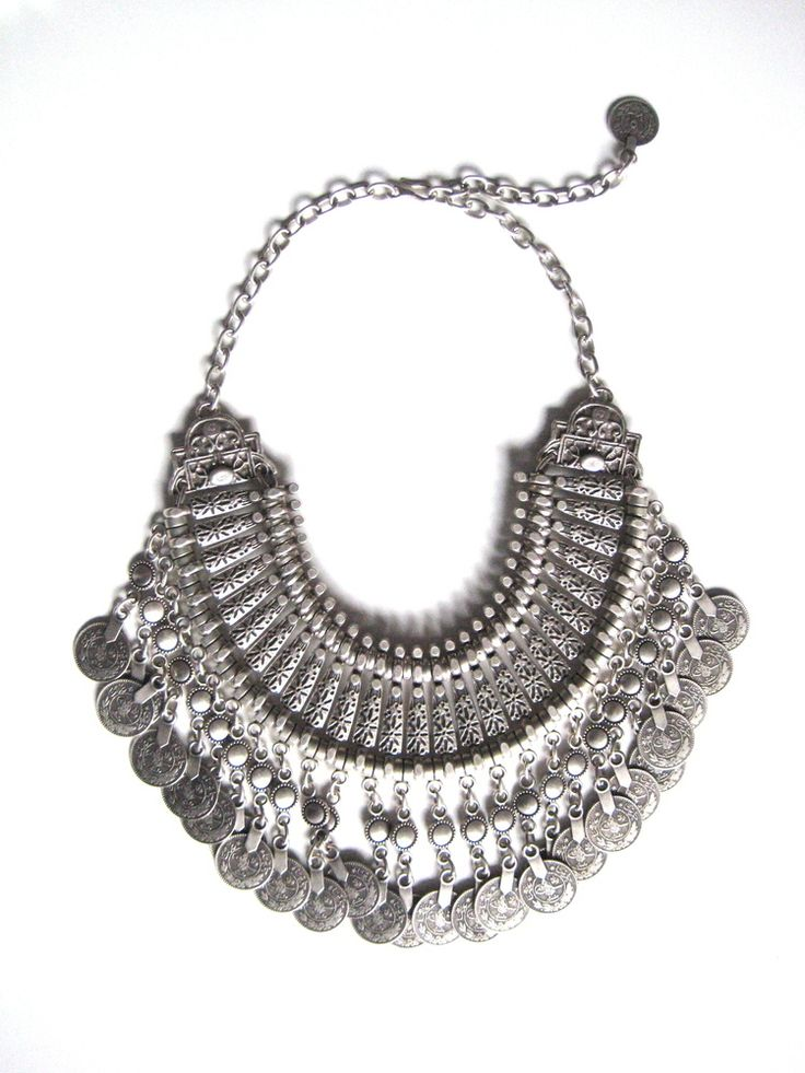 Lola Turkish Bohemian Coin Necklace