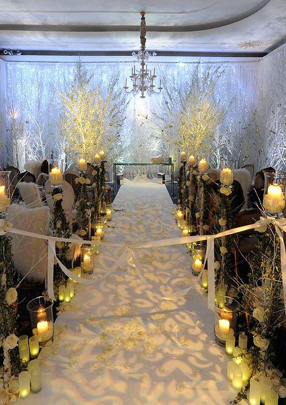 25 best narnia style wedding images on pinterest winter weddings inspirational wedding design by mark niemierko and preston bailey outdoor winter junglespirit Choice Image
