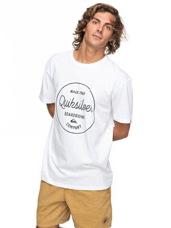 Quiksilver T-Shirt »Classic Morning Slides«   The New Deal ... 6e3858c39d